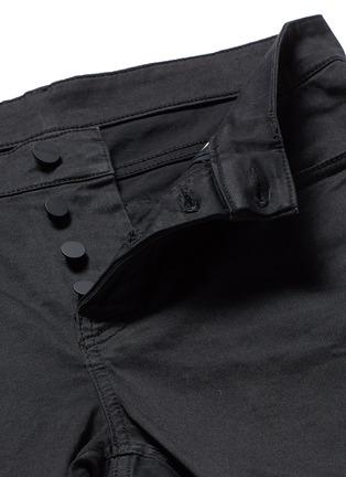 - Balenciaga - Stretch cotton gabardine pants