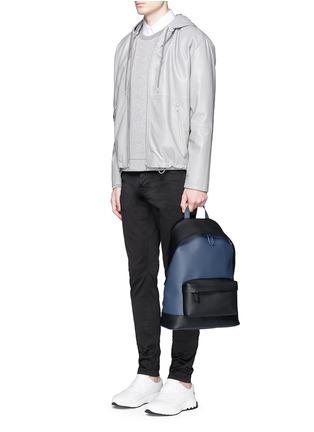 Figure View - Click To Enlarge - Balenciaga - Stretch cotton gabardine pants