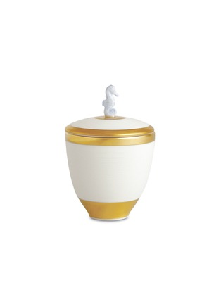 Main View - Click To Enlarge - L'Objet - Seahorse scented candle