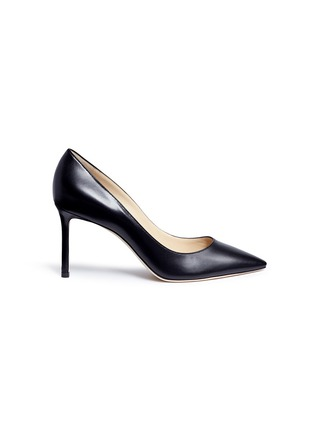 Main View - Click To Enlarge - Jimmy Choo - 'Romy 85' leather pumps