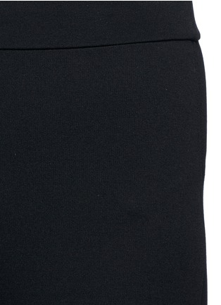 Detail View - Click To Enlarge - Theory - 'Shawn C' ponte knit jersey leggings