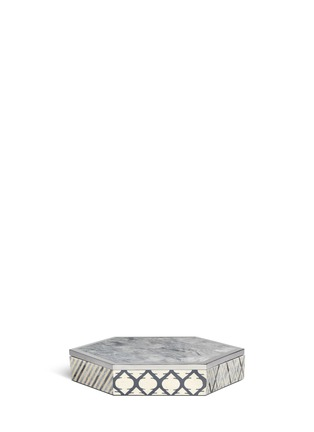 Main View - Click To Enlarge - SV Casa - Jafar Chinese candy box