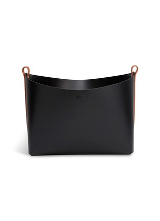 Main View - Click To Enlarge - Pinetti - Ovo small eco leather basket