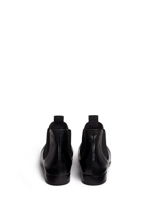 Back View - Click To Enlarge - Marsèll - 'Zucca' leather Chelsea boots