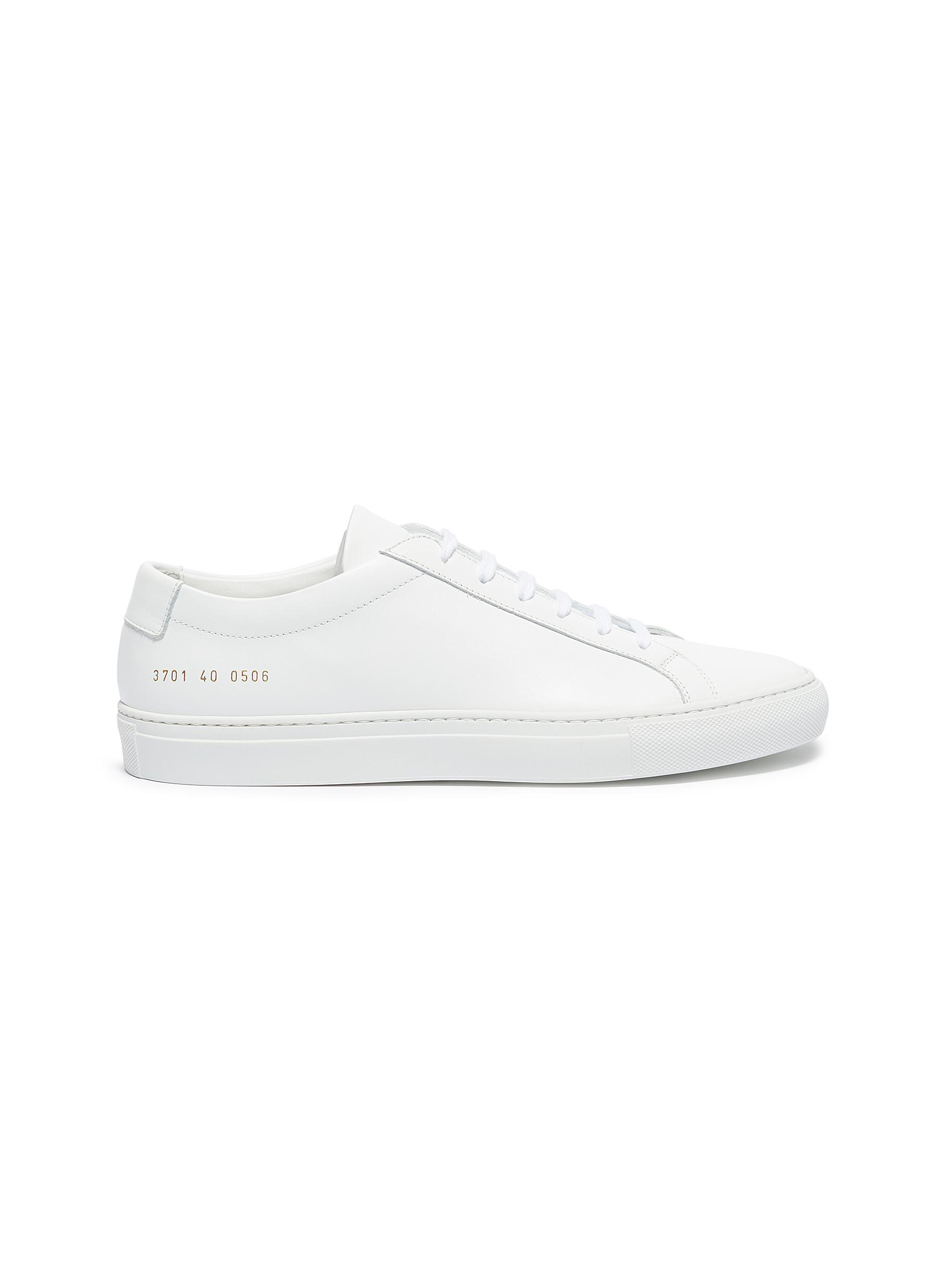 Common Projects Sneakers Original Achilles leather sneakers