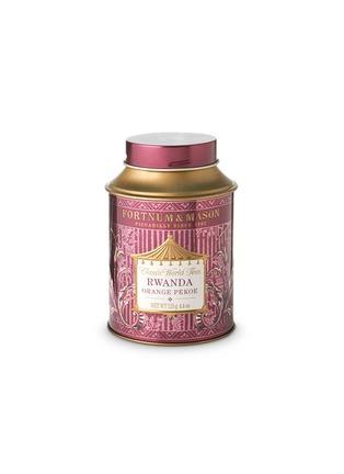 Main View - Click To Enlarge - Fortnum & Mason - Rwanda Orange Pekoe loose leaf tea tin