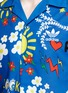 Detail View - Click To Enlarge - adidas By Pharrell Williams - 'Doodle' print shirt