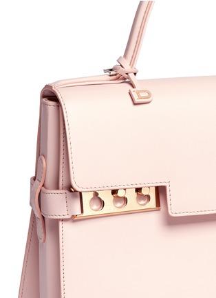 Detail View - Click To Enlarge - Delvaux - 'Tempête GM' leather bag