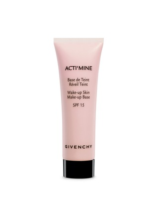 Main View - Click To Enlarge - GIVENCHY BEAUTY - Acti'Mine Make-Up Base SPF15 - 02 Strawberry