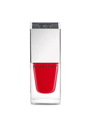 Main View - Click To Enlarge - Givenchy Beauty - Le Vernis Intense Color Nail Lacquer - 07 Grenat Initié