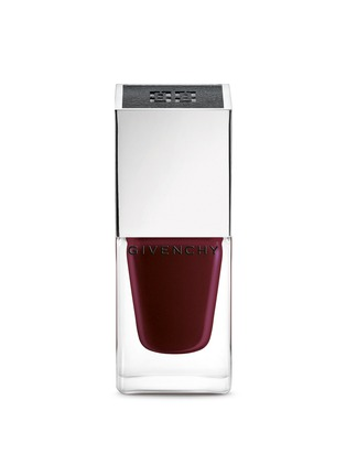 Main View - Click To Enlarge - Givenchy Beauty - Le Vernis Intense Color Nail Lacquer - 08 Pourpre Défilé