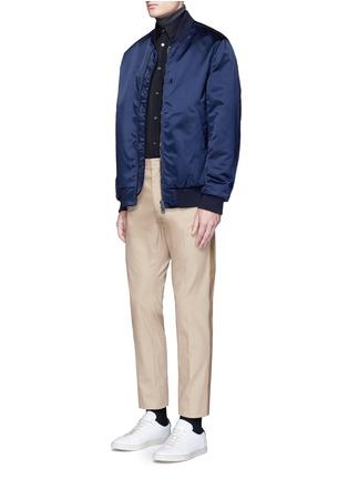 Figure View - Click To Enlarge - Acne Studios - 'Jeffrey' cotton poplin shirt