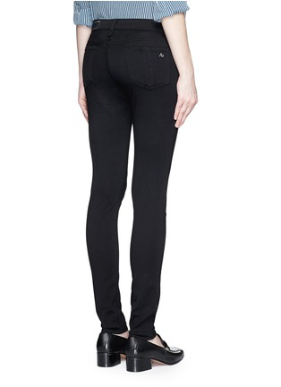 Back View - Click To Enlarge - rag & bone/JEAN - 'Legging' stretch twill pants