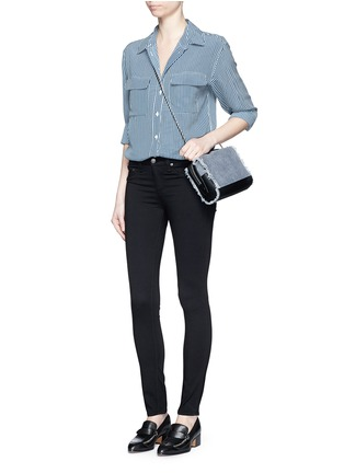 Figure View - Click To Enlarge - rag & bone/JEAN - 'Legging' stretch twill pants