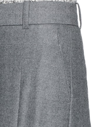 Detail View - Click To Enlarge - J.CREW - Collection ultra-wide-leg pant in Italian wool
