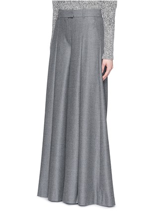 Front View - Click To Enlarge - J.CREW - Collection ultra-wide-leg pant in Italian wool