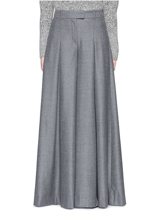 Main View - Click To Enlarge - J.CREW - Collection ultra-wide-leg pant in Italian wool