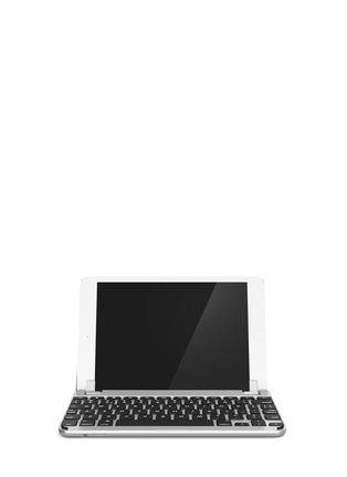 Main View - Click To Enlarge - Brydge - BrydgeMini iPad mini keyboard - Silver