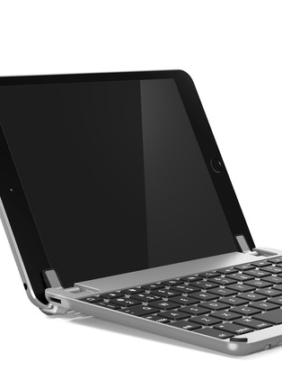 Detail View - Click To Enlarge - Brydge - BrydgeMini iPad mini keyboard - Space Gray
