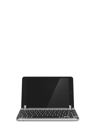Main View - Click To Enlarge - Brydge - BrydgeMini iPad mini keyboard - Space Gray