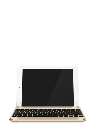 Main View - Click To Enlarge - Brydge - BrydgeAir iPad keyboard - Gold