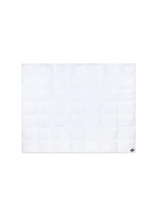 Main View - Click To Enlarge - BRINKHAUS - Chalet goose down Medicott cotton duvet - Twin size
