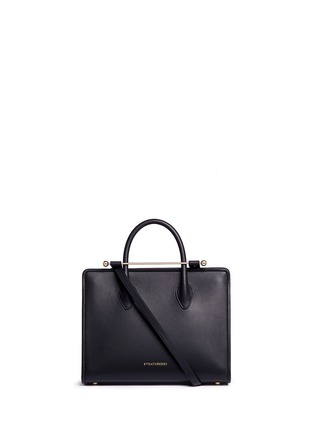 Main View - Click To Enlarge - STRATHBERRY - 'The Strathberry Midi' leather tote