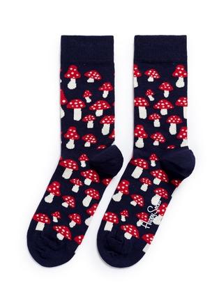 Main View - Click To Enlarge - Happy Socks - 'Shrooms' socks