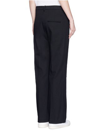 Back View - Click To Enlarge - Isabel Marant Étoile - Cotton twill pants