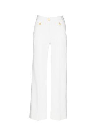 Main View - Click To Enlarge - Isabel Marant Étoile - Cotton denim jeans