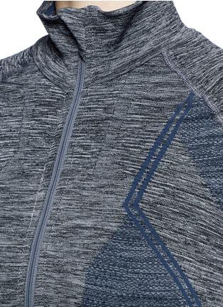 Detail View - Click To Enlarge - 72883 - 'Base' circular knit performance jacket