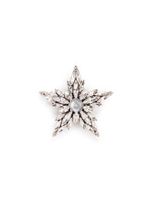 Main View - Click To Enlarge - Erickson Beamon - 'Star Search' Swarovski crystal brooch