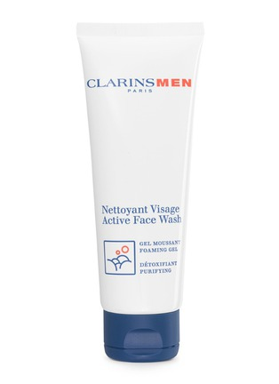 Main View - Click To Enlarge - Clarins - ClarinsMen Active Face Wash 125ml