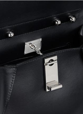 - Proenza Schouler - 'Hava' small top handle leather bag