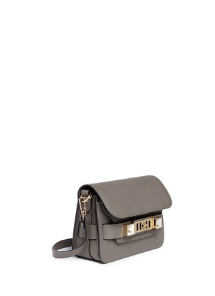 Front View - Click To Enlarge - Proenza Schouler - 'PS11' mini Classic Linosa leather satchel