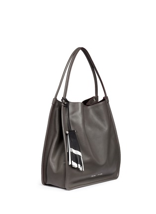 Front View - Click To Enlarge - Proenza Schouler - Medium calfskin leather tote