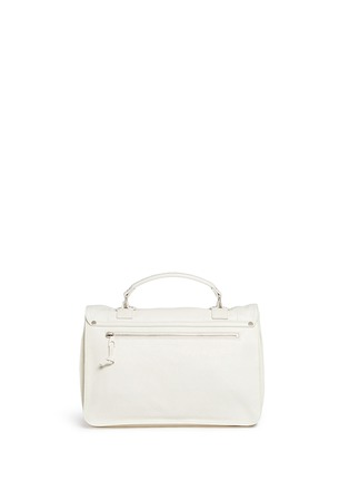 Back View - Click To Enlarge - Proenza Schouler - 'PS1' medium leather satchel