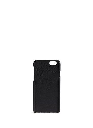 - Valextra - Leather iPhone 6 case