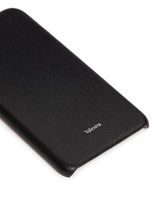 Detail View - Click To Enlarge - Valextra - iPhone 6 Plus/6s Plus leather case