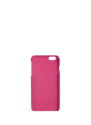 Back View - Click To Enlarge - Valextra - iPhone 6 Plus/6s Plus leather case