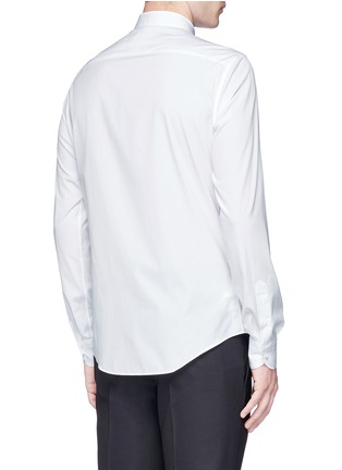 Back View - Click To Enlarge - Valentino - 'Rockstud Untitled 05' slim fit shirt