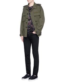 Valentino 'Rockstud Untitled 03' field jacket