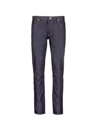 Main View - Click To Enlarge - Valentino - 'Rockstud Untitled 06' regular fit jeans