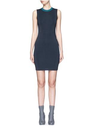 Main View - Click To Enlarge - rag & bone - 'Lucine' colourblock knit dress