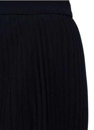 Detail View - Click To Enlarge - 73109 - Plissé pleat crepe pants