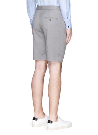 Back View - Click To Enlarge - FFIXXED STUDIOS - 'Communal' sash belt shorts