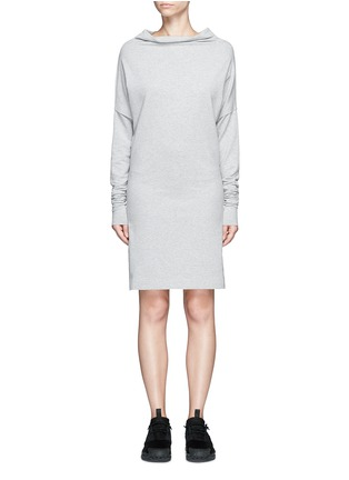 Main View - Click To Enlarge - NORMA KAMALI - 'All In One' convertible cotton jersey dress