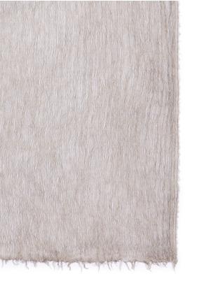 Detail View - Click To Enlarge - Faliero Sarti - 'Siriax' virgin wool blend scarf