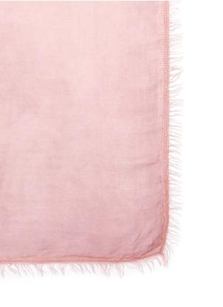 Detail View - Click To Enlarge - FALIERO SARTI - 'Giurello' modal-cashmere scarf