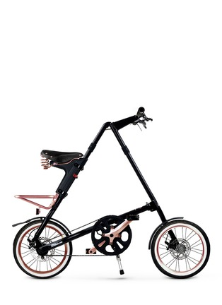 Main View - Click To Enlarge - STRIDA - 5.2 copper gold foldable bike